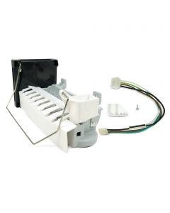 ForeverPRO 1110702A Ice Maker for Whirlpool Refrigerator D7567105 D7567105A IC3Q 95109-1