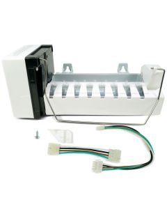 ForeverPRO 5303918277 Replacement Icemaker for Frigidaire Refrigerator 218226700 218699501 218713500 240352401