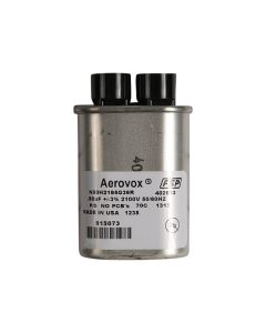 ForeverPRO 815073 High Voltage Capacitor for Whirlpool Microwave 4158466 4158621 4158947 4313605