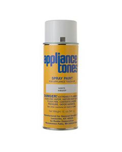 ForeverPRO WB64X97 Off White Paint Touch Up Can 12 Oz for GE Microwave 266144 AH254877 EA254877 PS254877